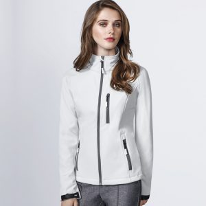 veste technique soft shell femme