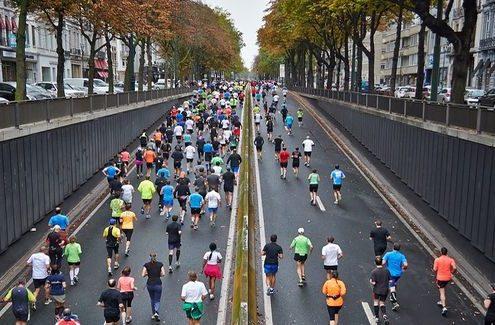 Organisation course à pied