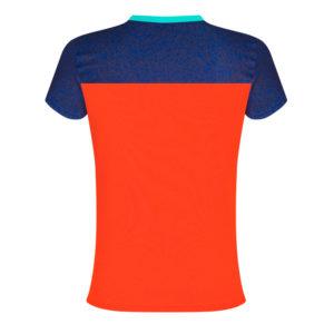 Runnek Cube Orange Fluo Femme