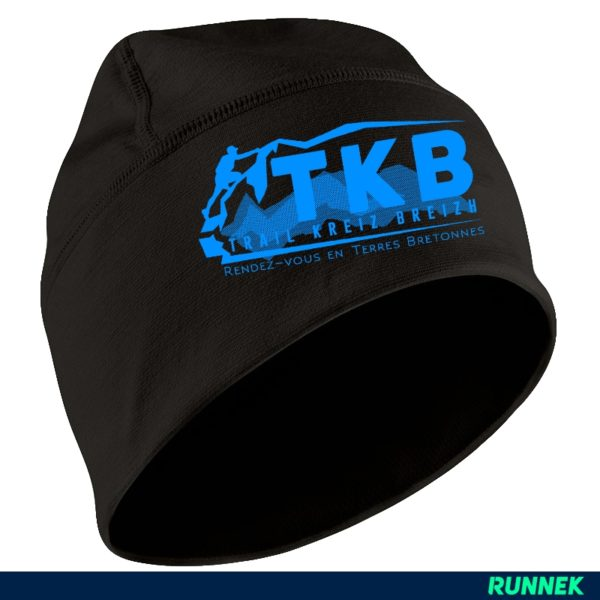 Bonnet running personnalisé TKB