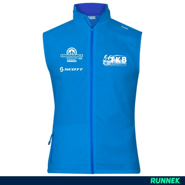 Gilet technique Runnek TKB