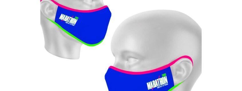 Masque sportif personnalisable
