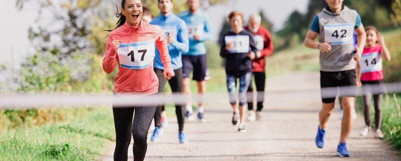 Reprise sportive running